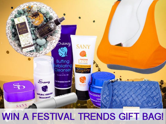 Win a Festival Gift bag